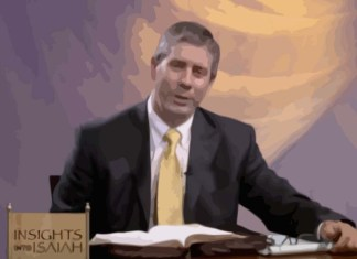 Insights into Isaiah - The Burden of Moab - Search Isaiah