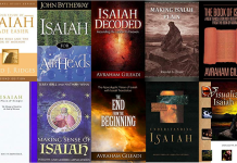 The Top 20 Books On Isaiah - Isaiah Labs on SearchIsaiah.org for July 2018