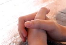 Prayers that part the veil