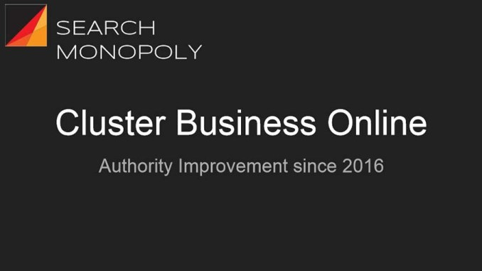 online-business-cluster