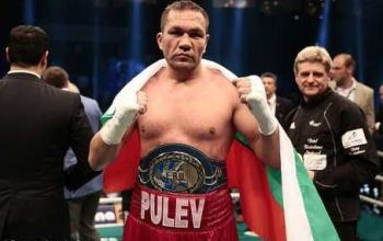 Kubrat Pulev Fined, Banned From Boxing After Kissing Female Reporter