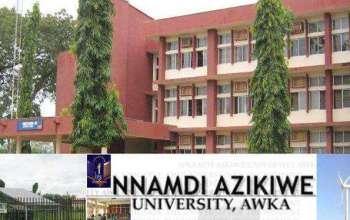 Apply: UNIZIK Postgraduate Admission For 2019/2020 Academic Session