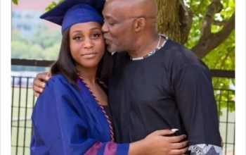 RMD Celebrates His Daughter as She Graduate From High School in USA