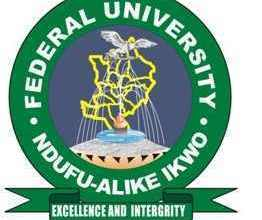 FUNAI Post UTME 2019, Cut Off Mark and Registration Details