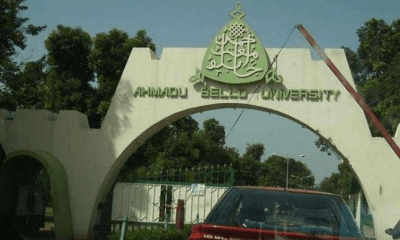 ABU School of Basic and Remedial Studies Admission, 2019