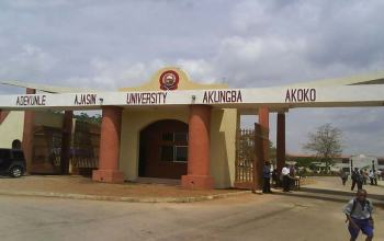 AAUA Post-UTME 2019 Cut Off Mark and Registration Details