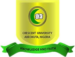 Crescent University Post UTME Form For 2019/2020 And Registration Guide