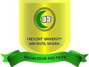 Crescent University Post UTME.