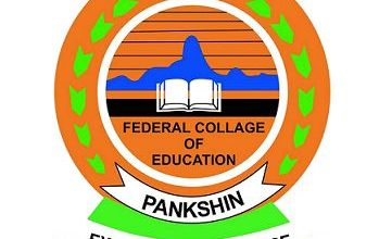 Federal College of Education Pankshin (FCEP) NCE & Degree Courses 2019/2020 Session.