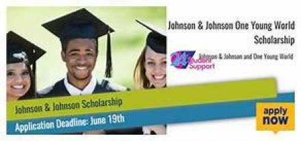 Johnson & Johnson Scholars