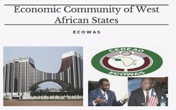 Apply for Ecowas Job Vacancy - Abuja, Nigeria
