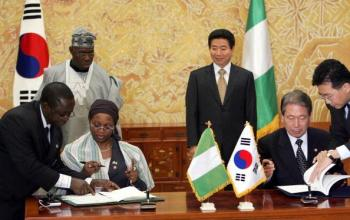Nigeria, South Korea to collaborate on multimedia training