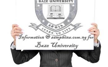 Baze University Post UTME Admission Form 2020 Released