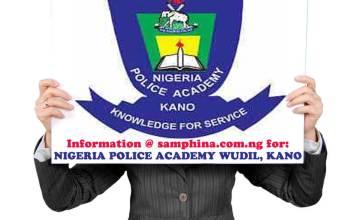 Nigerian Police Academy (POLAC) Admission/Application Form 2020