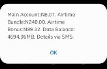 New MTN Cheat - Get 4GB for N100 (Follow the Guide)