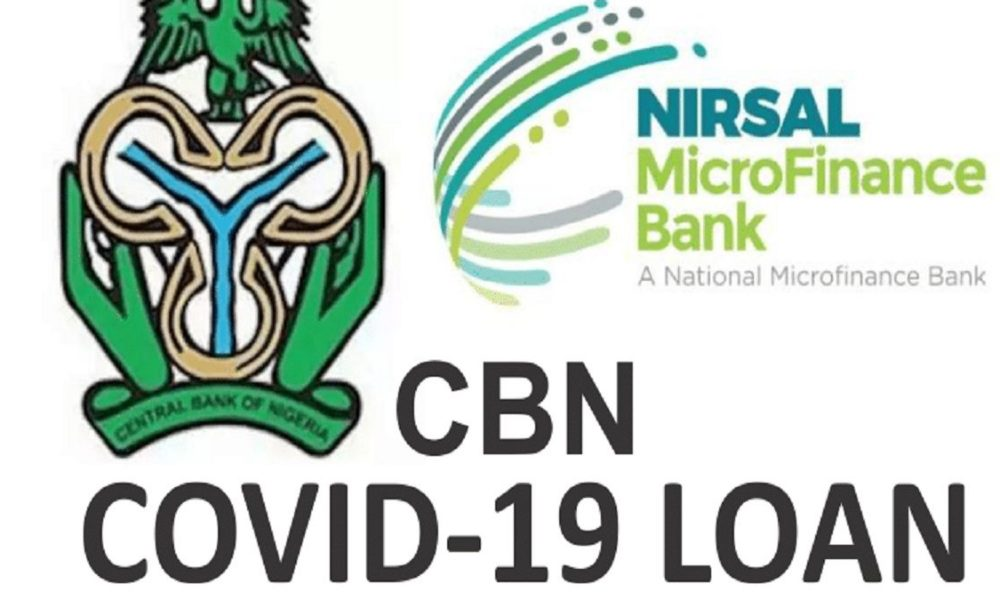 CBN COVID 19 Loan: How to Apply for Arewa (Muslim faithful) 2021 Non-Interest Loan