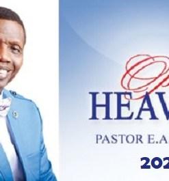 Open Heaven 10 January 2021 RCCG Daily Devotional (Persistent Prayers)