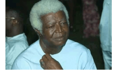 Breaking: Nollywood veteran, Bruno Iwuoha, is dead