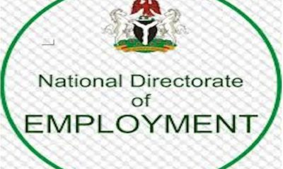 National Directorate of Employment Recruits 1,500 for Environmental Beautification