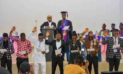 Federal University of Technology Akure (FUTA) Inaugurates New Student Union Leaders for 2020/2021 Academic Session 15