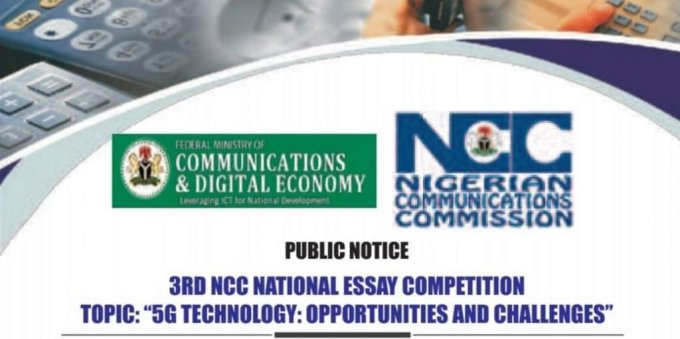 Apply For: NCC Essay Competition 2021 2