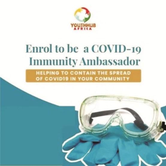 Apply For: Covid-19 Immunity Ambassador Program 2021 2