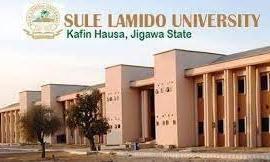 Sule Lamido University (SLU) Registration Deadline for 2020/2021 Academic Session 16