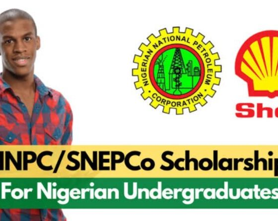 NNPC/SNEPCo National University Scholarship Application 2021