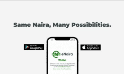 eNaira App Download for Android - How to Register Account on eNaira Wallet