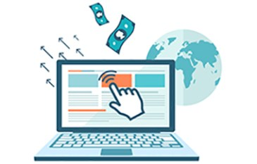 illustration of Pay Per Click Advertising