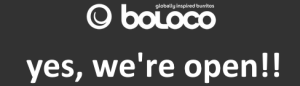 Boloco's Hurrican Sandy Email Subject
