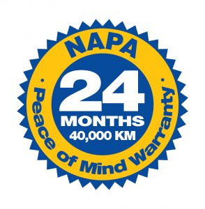 napa peace of mind warranty