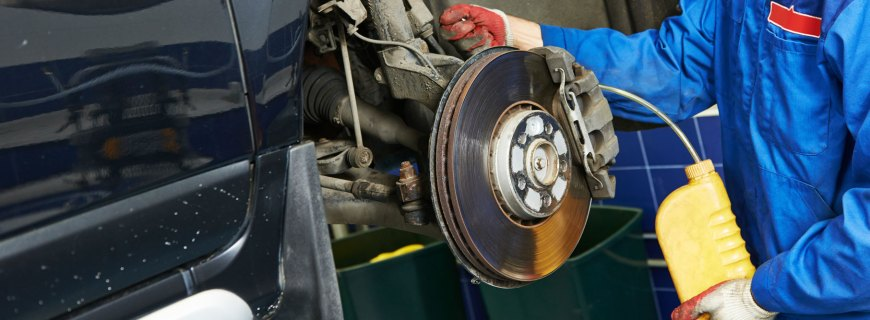Victoria Brake Repair service at Searles Auto