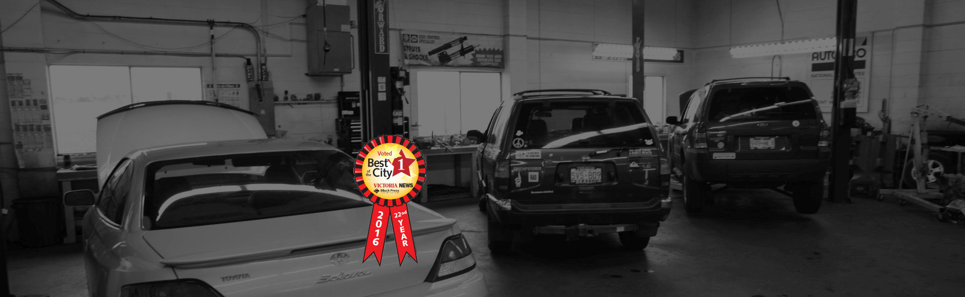 Searles Auto Repair - Best of the City 2016