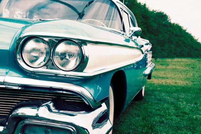 Classic Cars at Searles Auto Repair