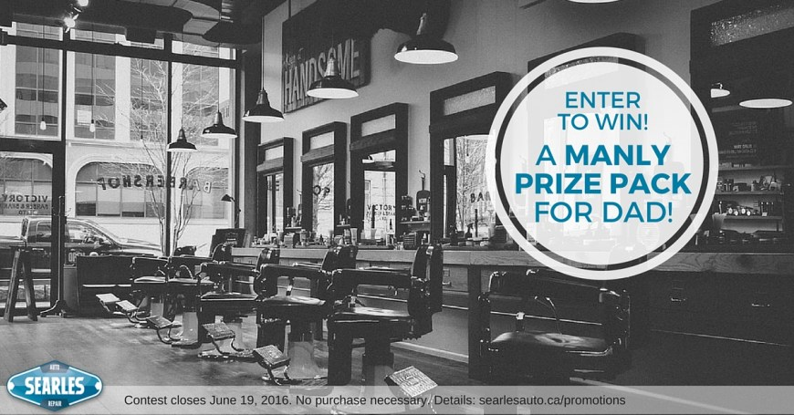 Searles Auto Repair - Father's Day Contest