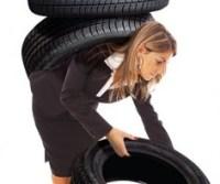 Seasonal Tire Storage at Searles Auto Repair
