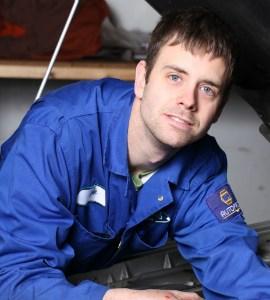 journeyman mechanic in Victoria - Kyle