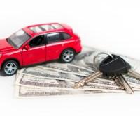 car keys and money