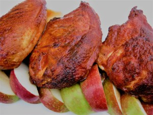grilled chicken breasts, grilled chicken, apple cider, apples and chicken, fall recipes