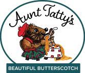 "Aunt Tatty's is a small batch ""beautiful butterscotch"" company based in Warren. Sea Rose Montessori loves this sweet treat!"