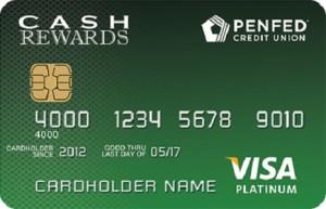Pentagon Federal Credit Union Credit Card