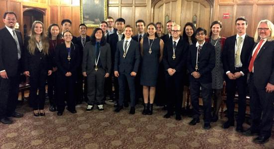 Yale initiates 2017