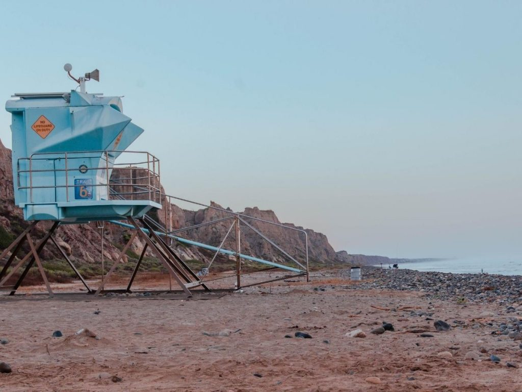 Welcome to san onofre iii. San Onofre Camping Cliffside With Ocean Views Sea Salt Fog