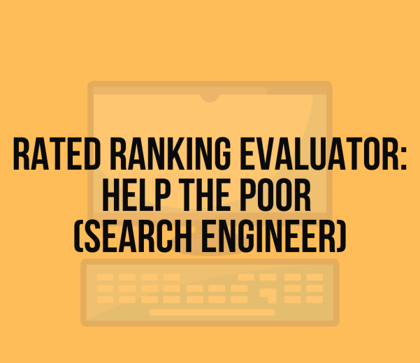 rated ranking evaluator