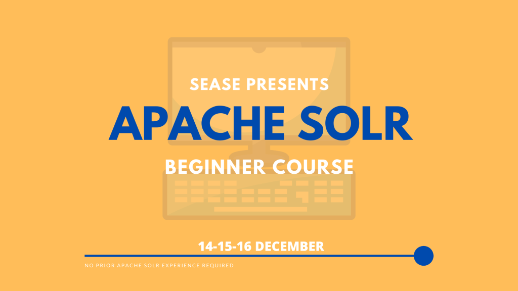 apache solr beginner course