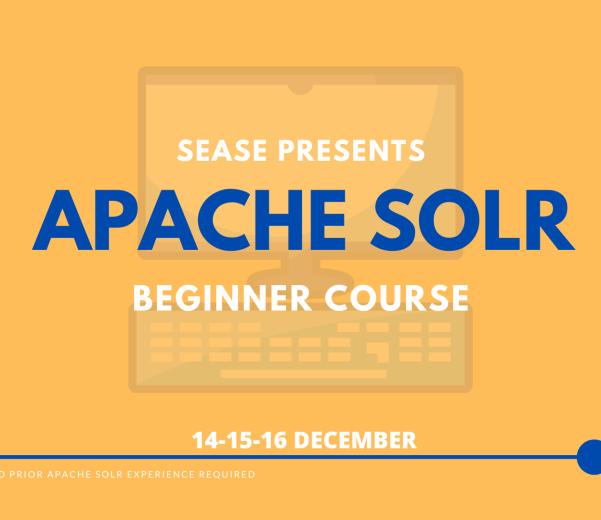 apache solr beginner course