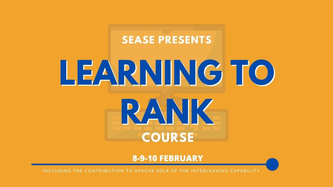 learning to rank training