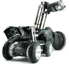 DT320 Mini Crawler Add On