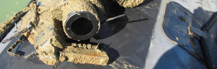 Wiper in Muddy Conditions